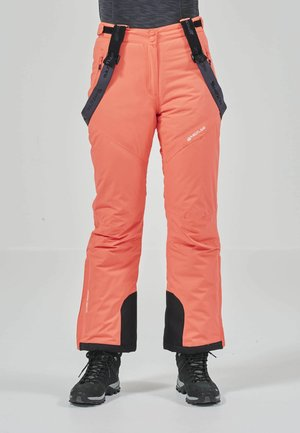 FAIRFAX - Snow pants - fiery coral