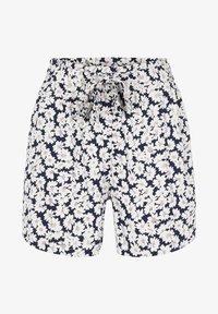 Pieces - Shorts - maritime blue - 4
