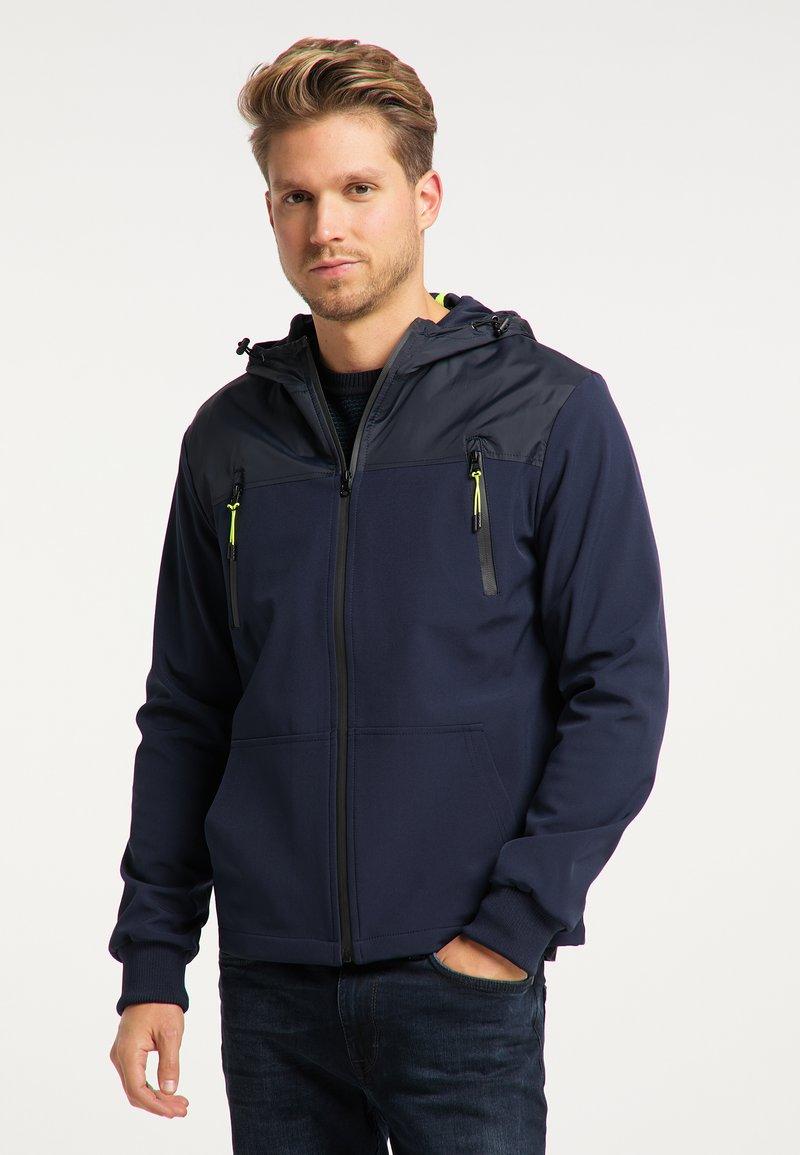 Mo - Light jacket - marine