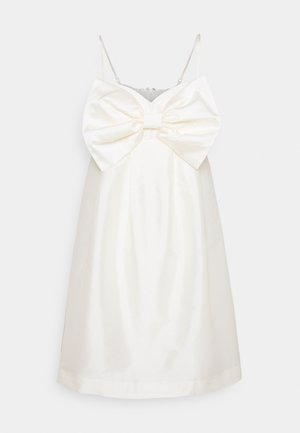 MCKENNA STRAPPY MINI DRESS - Cocktail dress / Party dress - ivory