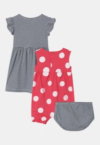 Carter's - DOT SET - Overal - pink/dark blue - 1
