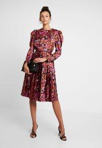DAY Birger et Mikkelsen - MACERA - A-line skirt - multicolor - 1