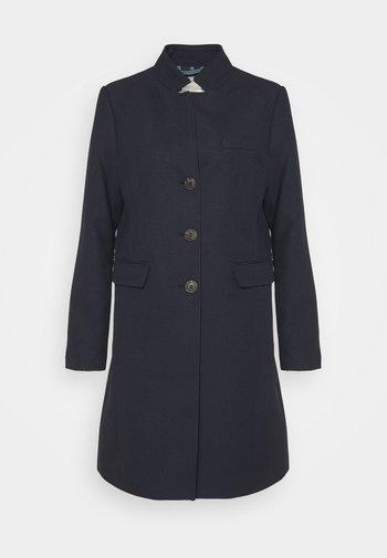 Krótki płaszcz - navy