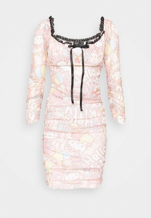 DRESS - Vestito estivo - pink