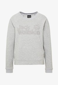 Jack Wolfskin - LOGO - Sweatshirt - light grey - 3