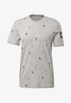 MUST HAVES GRAPHIC  - T-shirt imprimé - grey