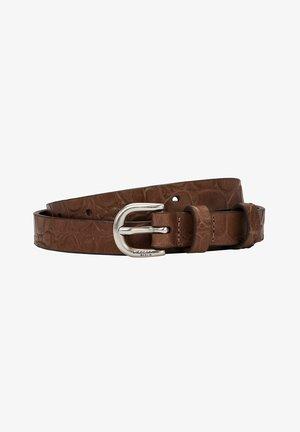 CROCO - Belt - brown
