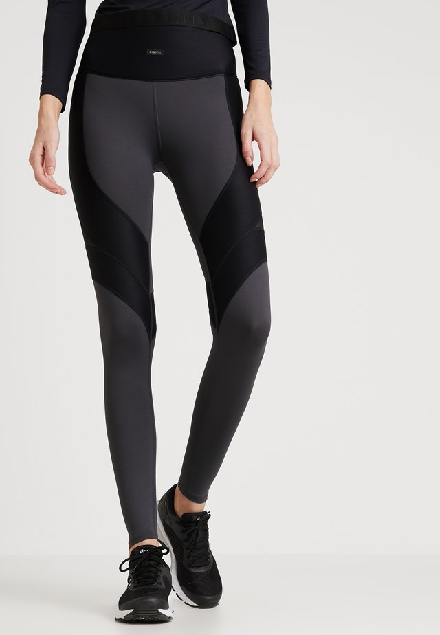LUX  - Leggings - Trousers - grey