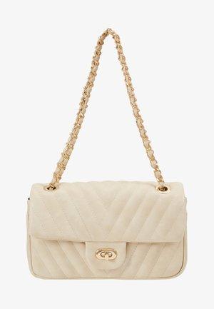 ALINA - Across body bag - beige