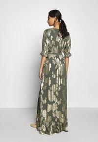 We are Kindred - ADELE MAXI DRESS - Společenské šaty - olive rose - 2