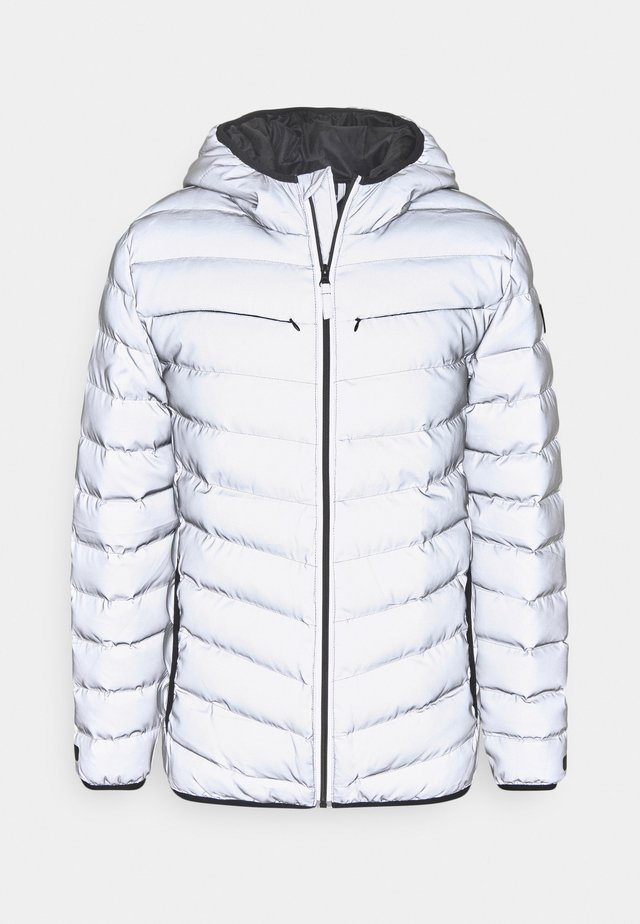 OUTERWEAR - Zimní bunda - silver