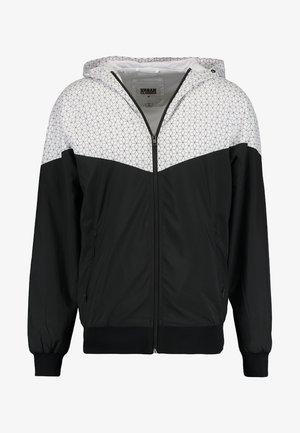 GRAPHIC PRINTED - Veste légère - black/white