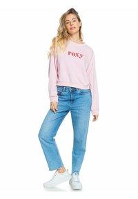Roxy - BREAK AWAY CREW - Sweatshirt - pink mist - 1