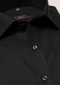 Eterna - FITTED WAIST - Shirt - black - 5