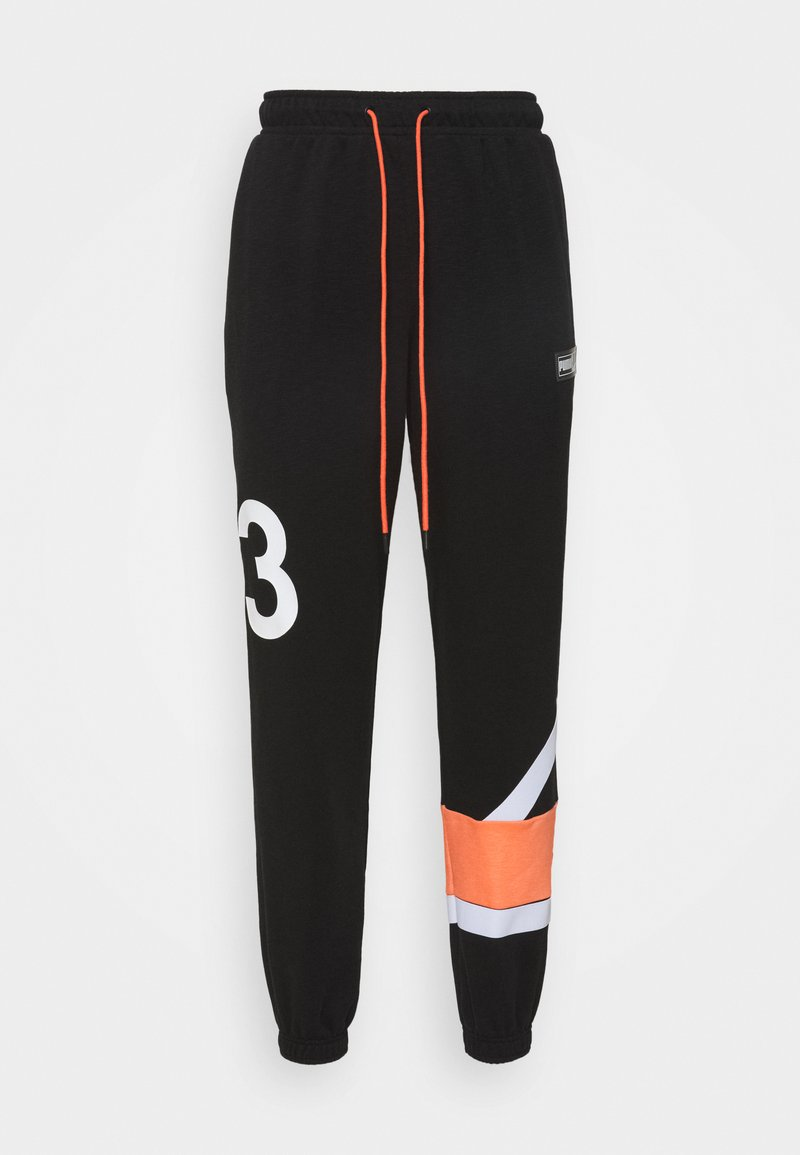 Puma - FRANCHISE PANT - Pantalon de survêtement - black