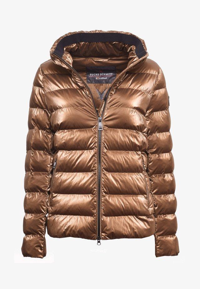 Winter jacket - 0050 hellbraun