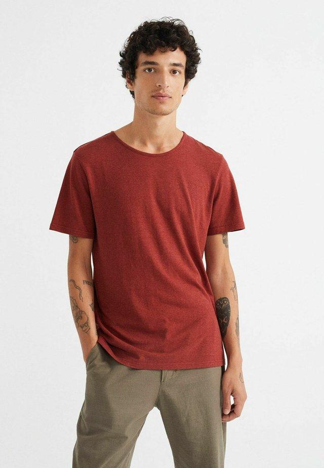 Basic T-shirt - teja