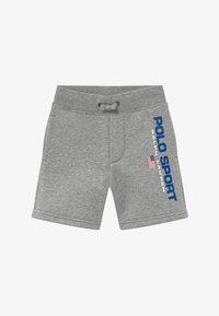 Polo Ralph Lauren - BOTTOMS - Tracksuit bottoms - andover heather - 2