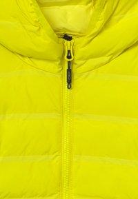 CMP - BOY  FIX HOOD - Outdoorová bunda - lemonade - 3