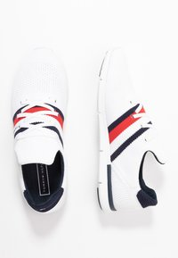 Tommy Hilfiger - SPORTY LIGHTWEIGHT  - Sneakers - white - 3