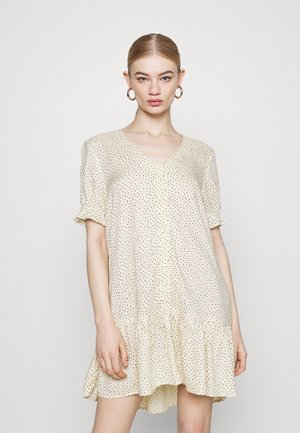 WILLA DRESS - Day dress - yellow dusty light
