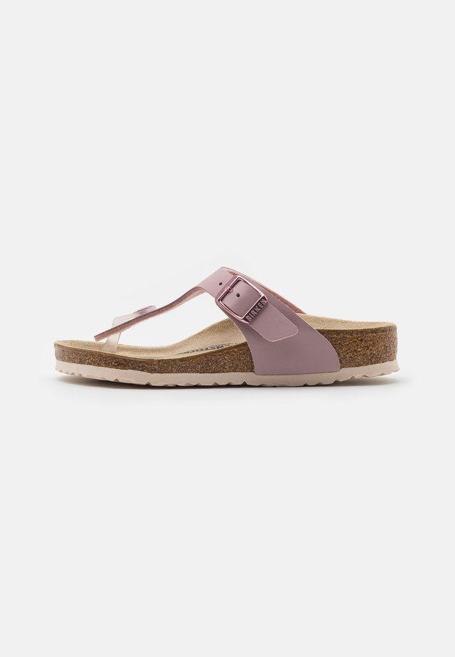 GIZEH KIDS - Infradito - lavender blush