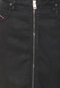 Diesel - D-ELBEE-NE SKIRT - Pencil skirt - black - 5