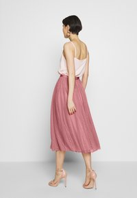 Needle & Thread - KISSES MIDAXI SKIRT EXCLUSIVE - A-line skjørt - pink - 2