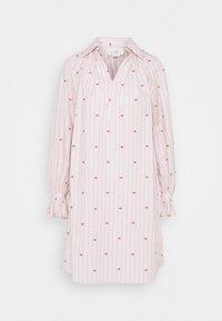 Victoria Victoria Beckham - LIPS PRAIRIE DRESS - Day dress - pink - 6