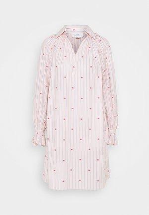 LIPS PRAIRIE DRESS - Vestito estivo - pink