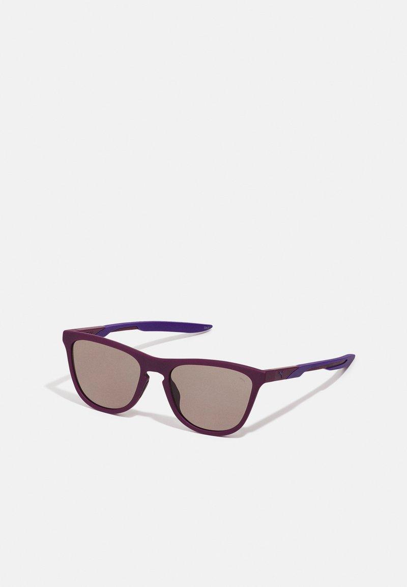 Puma - UNISEX - Sunglasses - violet/grey