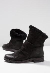 Felmini - CREPONA - Classic ankle boots - black - 7