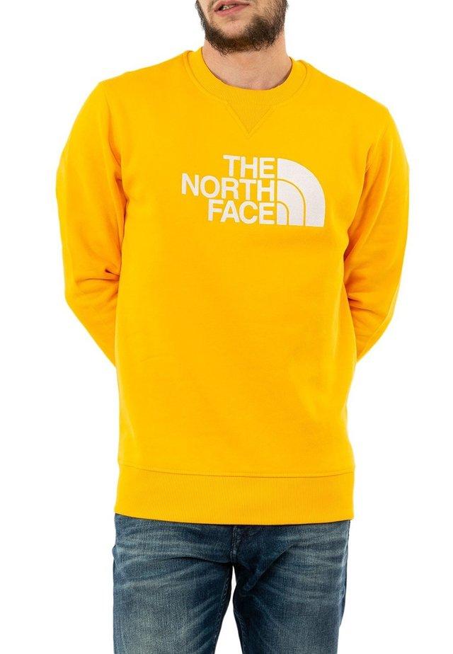 Sweatshirt - jaune