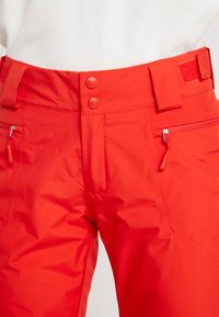 The North Face - PRESENA PANT - Ski- & snowboardbukser - fiery red - 3