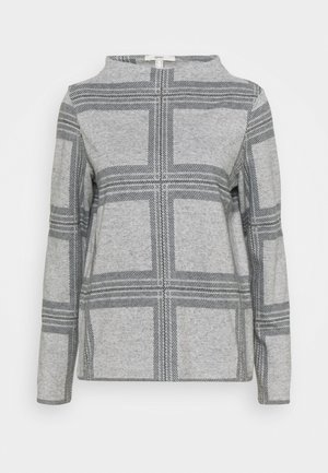 H NECK  - Jumper - light grey