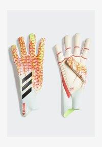 adidas Performance - PREDATOR 20 PRO GOALKEEPER GLOVES - Gloves - white - 1