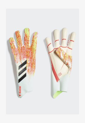 PREDATOR 20 PRO GOALKEEPER GLOVES - Guantes - white