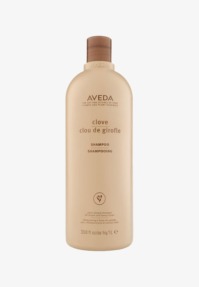 CLOVE SHAMPOO(FÜR BRAUNES UND HONIGFARBENES HAAR)  - Shampoo - -