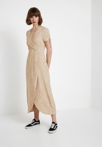 Madewell - MAGDALENA DRESS - Maxi dress - vine/bone - 1