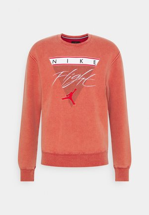 Sweatshirt - gym red