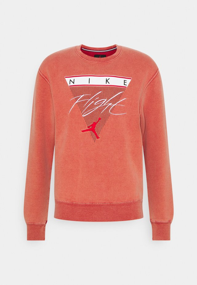 Sweater - gym red
