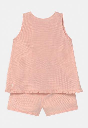 SET - Top - pink/cream