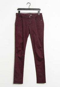 Esprit - Trousers - purple - 0