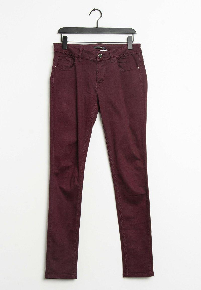 Esprit - Trousers - purple