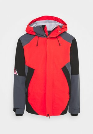 CLEAN PRO SHELL JACKET - Ski jacket - apple red