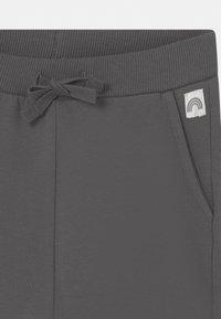 Lindex - SOLID UNISEX - Trousers - dark dusty grey - 2
