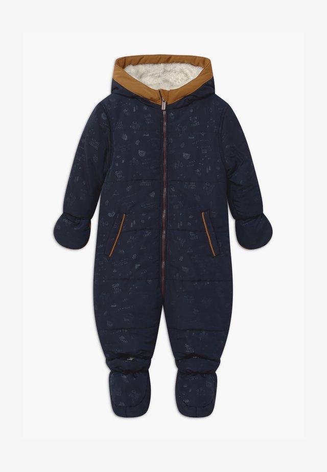 Snowsuit - dark blue