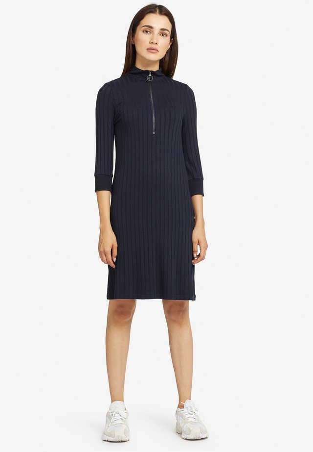 LARISSA - Jersey dress - dark blue