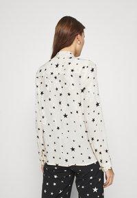 Fabienne Chapot - GARDEN CATO BLOUSE - Blouse - warm white/black - 2