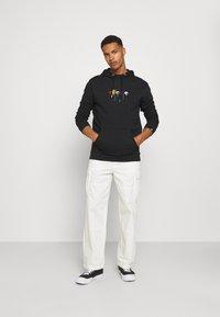 Ellesse - BAZ OH HOODY - Sweatshirt - black - 1